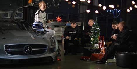 AMG Christmas 2012