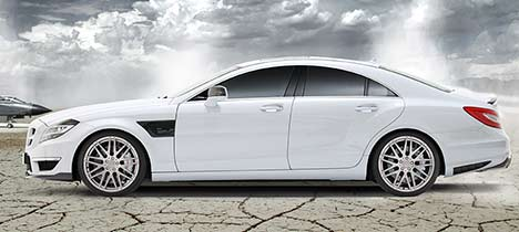 Brabus B63S Mercedes-Benz CLS 63 AMG