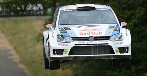 WRC Rally Germany 2013