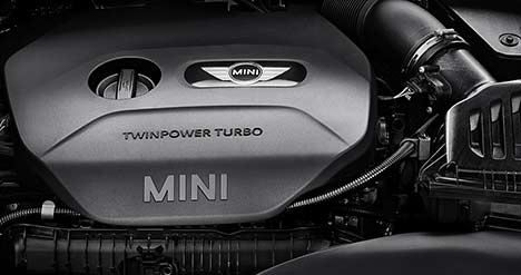 2014 MINI engine