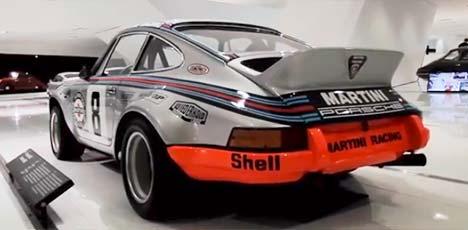 Porsche Carrera 911 RSR
