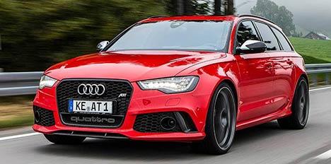 ABT Sportsline Audi RS 6