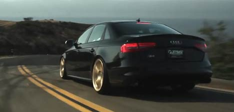 Accuair Audi S4