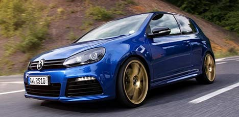 Alpha-N Performance Volkswagen Golf R