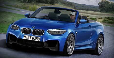 BMW M2 Cabriolet Concept