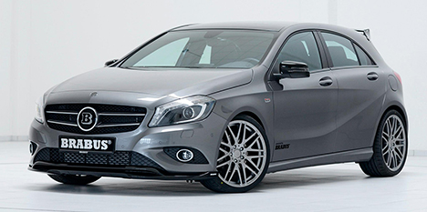 Mercedes-Benz A 220 CDI by Brabus