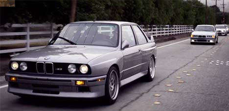 Oh, what a lovely BMW M3