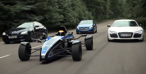 Formula Ford EcoBoost takes on the Germans