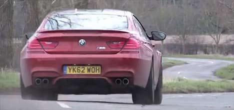 BMW M6 April Fools