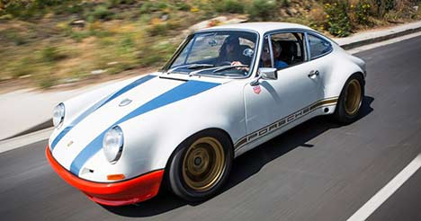 Magnus Walker's STR 002
