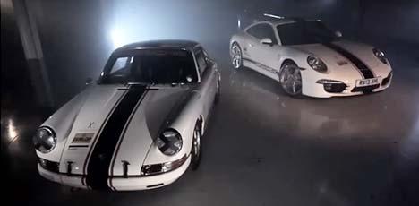 Project 50 Porsche 911