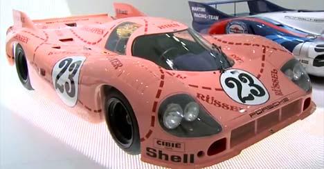 Porsche 917 Pink Pig