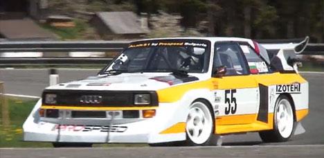 Prospeed Motorsport Audi S1 quattro