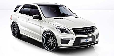 RevoZport Mercedes-Benz ML 63 AMG