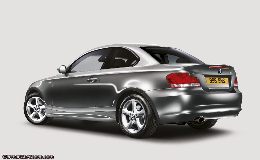Bmw 118d. The new BMW 118d Coupé and BMW