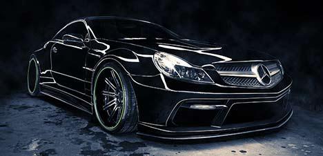 Renown Auto Style Mercedes SL-Class