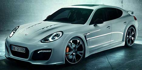 Porsche Panamera GrandGT by TechArt