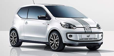 Volkswagen Rock up!