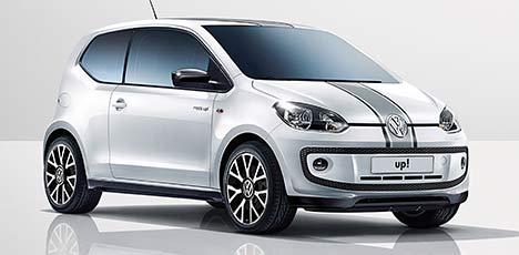 Volkswagen Rock up!