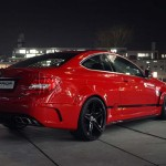 Prior Design Mercedes C-Class Coupe Black Edition