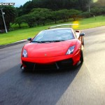 RENM Performance Gallardo STS-700