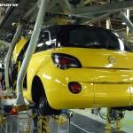 Opel Adam production