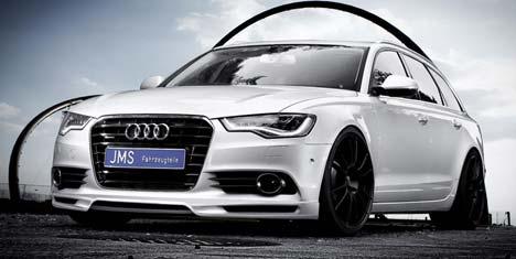 JMS Tuning Audi A6 Avant