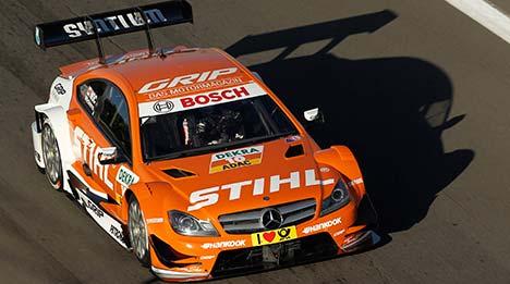 2013 DTM Nurburgring