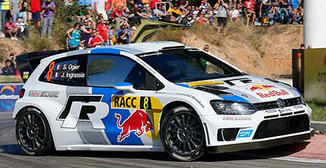 Rally Spain 2013