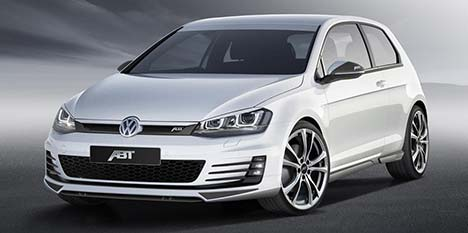 Volkswagen Golf GTD by ABT Sportsline
