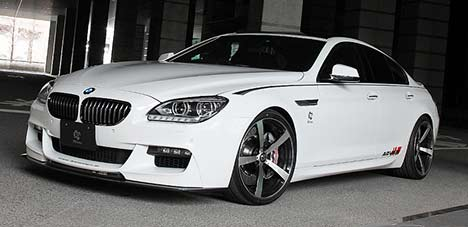 3D Design BMW 6 Series Gran Coupe