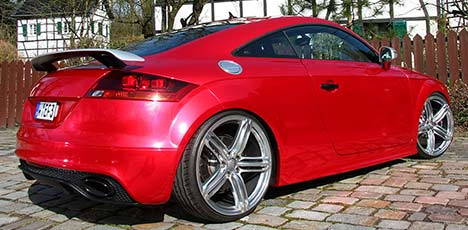 FolienCenter Audi TT RS