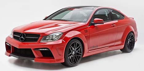Misha Designs Mercedes-Benz C-Class