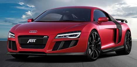 ABT Sportsline Audi R8