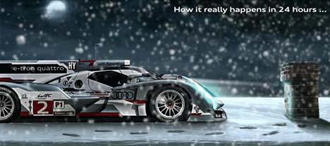Audi Christmas
