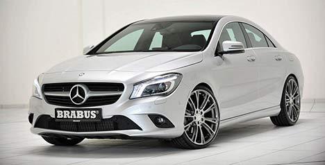 Mercedes-Benz CLA-Class by Brabus