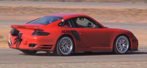 EVOMS 'Mayhem' Porsche 911 Turbo