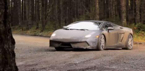 Lamborghini Gallardo WRC