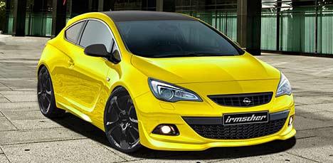 Irmscher Opel Astra GTC 'Sport 45'