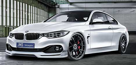 JMS Tuning BMW 4 Series Coupe