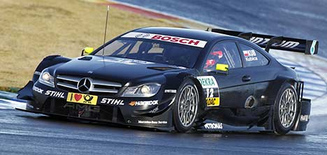 DTM Mercedes AMG C-Coupe