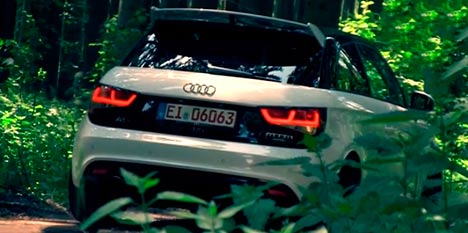 MTM Audi A1 quattro