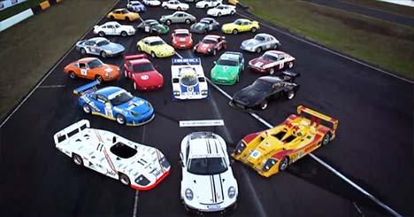 Porsche Rennsport Australia Festival 2013