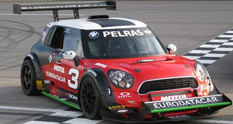 Pikes Peak MINI Clubman