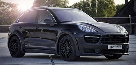 Prior Design PD600 Porsche Cayenne
