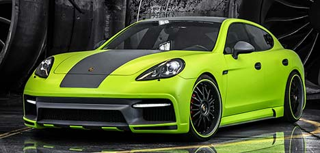 Porsche Panamera by Regula Exclusive