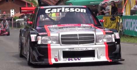 Mercedes 190 RM1 V8