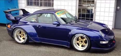 RWB Porsche 993