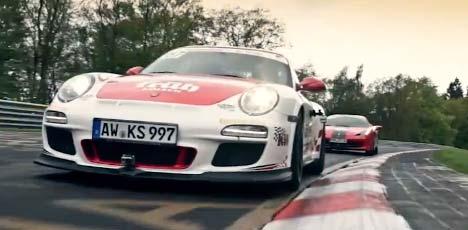 Porsche 911 GT3 RS Sabine Schmitz