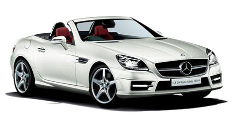 Mercedes-Benz SLK 200 Radar Safety Edition